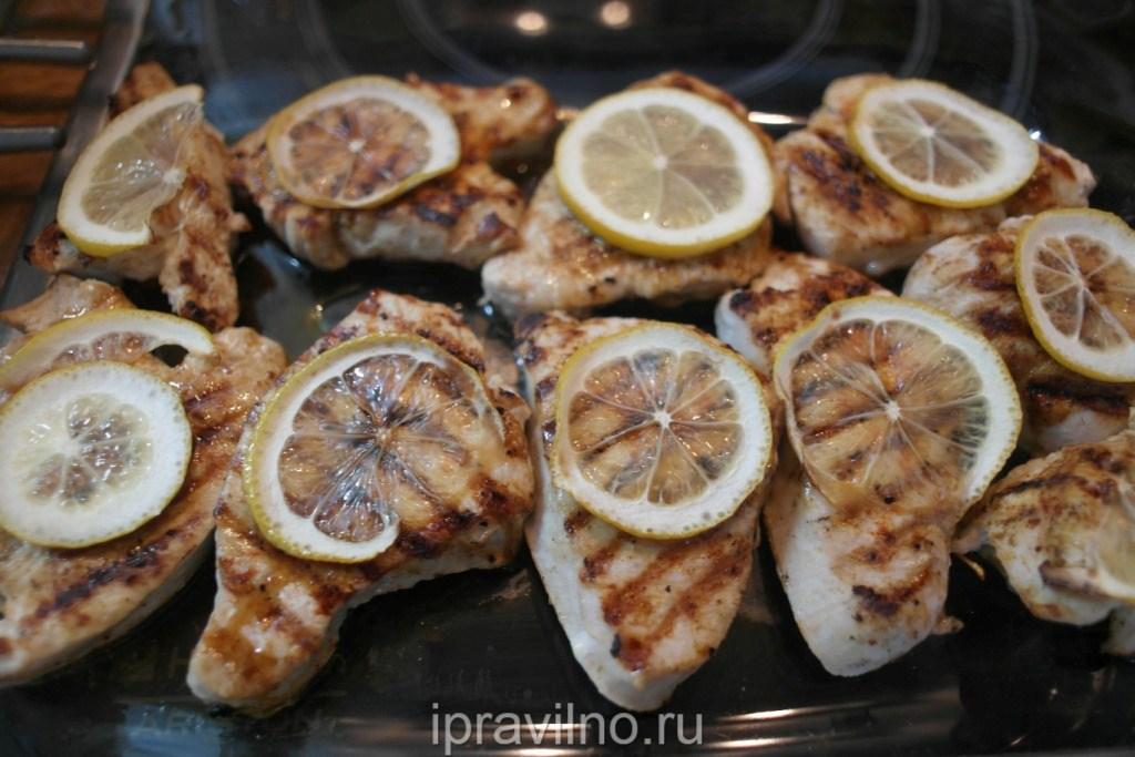 Шницель из индейки рецепт на сковороде