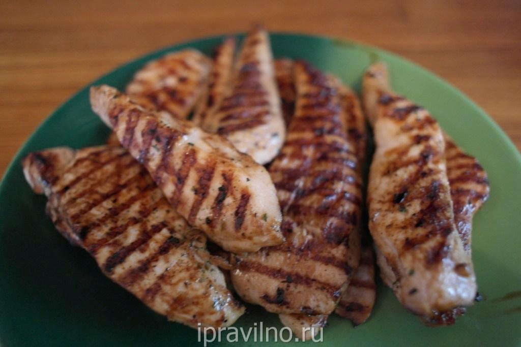 куриная грудка в соевом соусе в духовке рецепты
