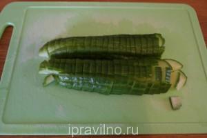 салат с кукурузой и авокадо