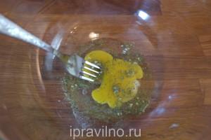 маффины из гречки и сосисок