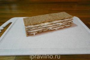 полезный бутерброд с йогуртом и сыром