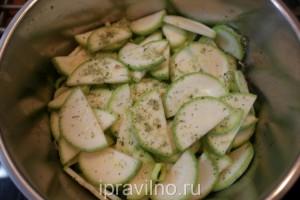 овощной слоеный суп