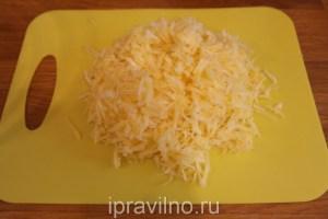 капустный салат с репой