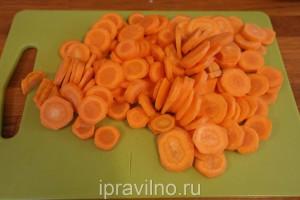 рагу из кролика с морковью