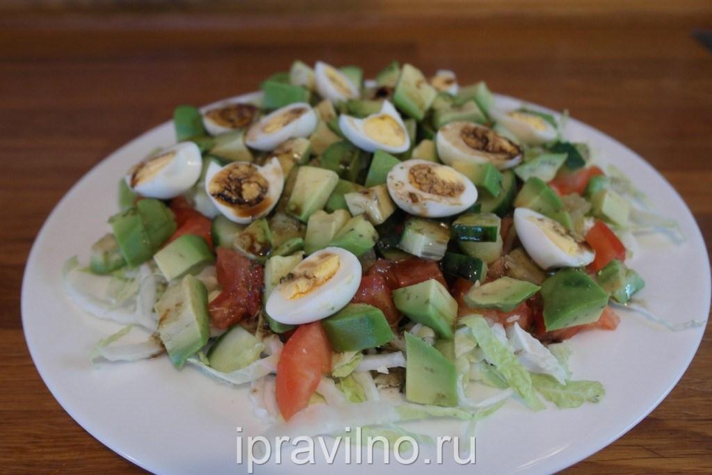 Овощные салаты с кедровыми орешками рецепты 181