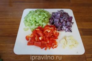 вегетарианский суккоташ